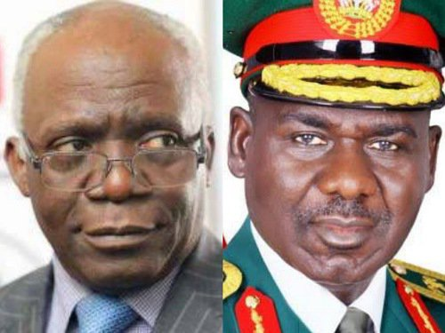 Buratai to be tried before the International Criminal Court