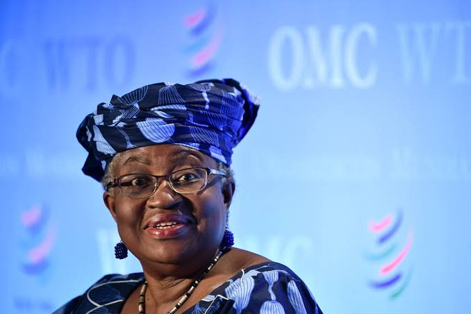 Okonjo-Iweala reacts as US rejects her