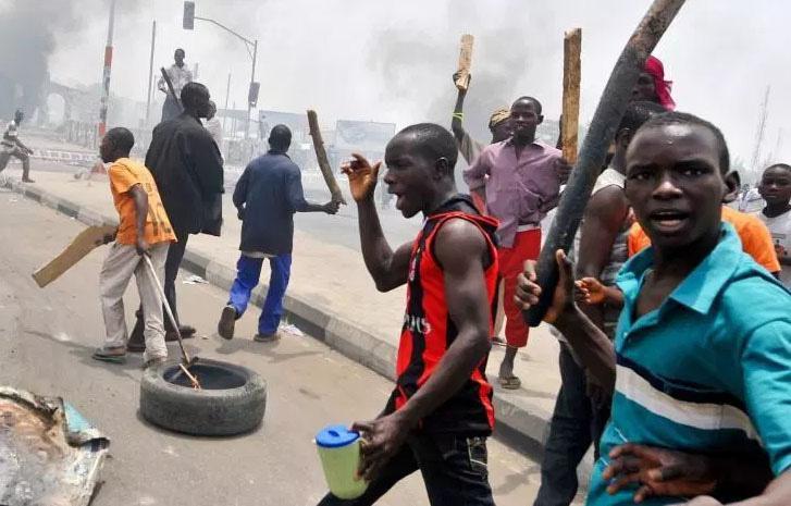 thugs, hoodlums nigeria