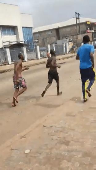 BREAKING: Benin prison under attack as thugs free prisoners