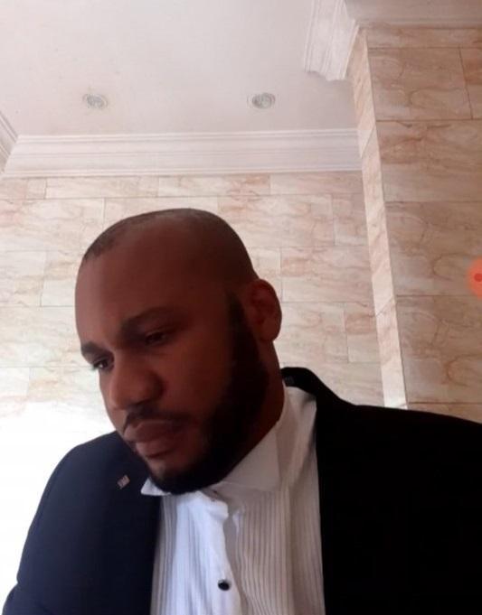 barrister Kenechukwu Okeke