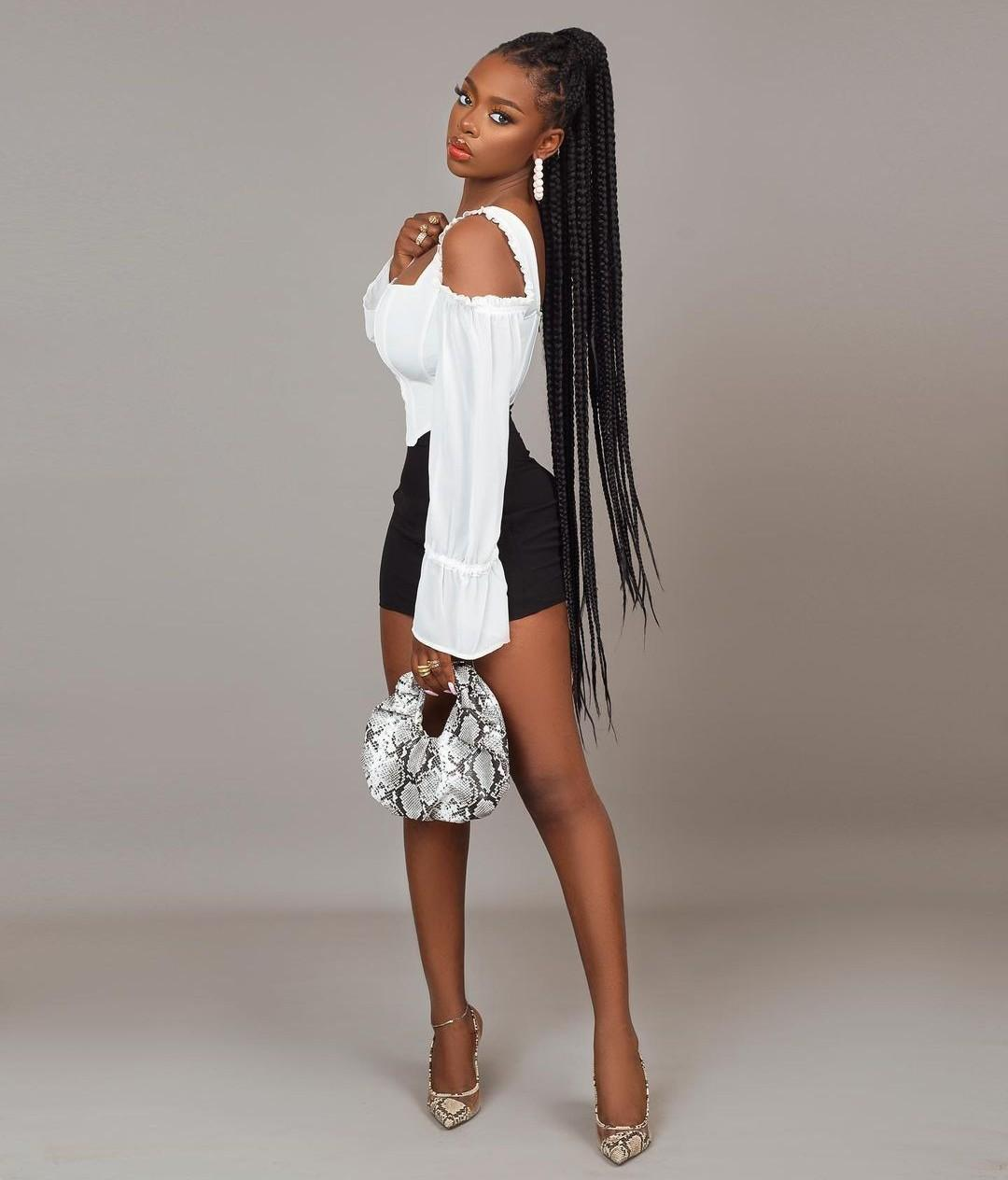 BBNaija: Mercy Eke Mocks Diane Over Her Edited Photo 2