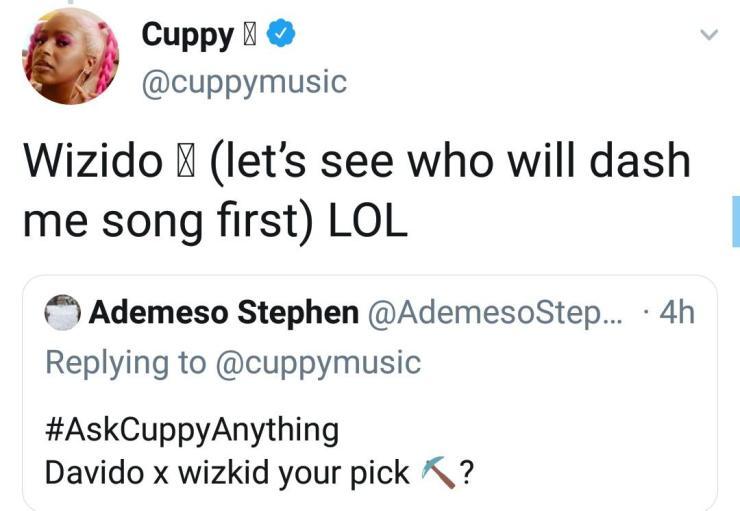 """""""Why I Am Still Single"""" - DJ Cuppy"""