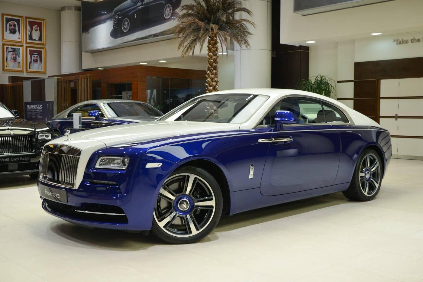 Rolls Royce Wraith Worth