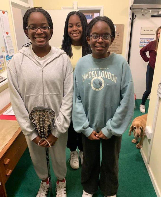 Elumelu celebrates triplet daughters