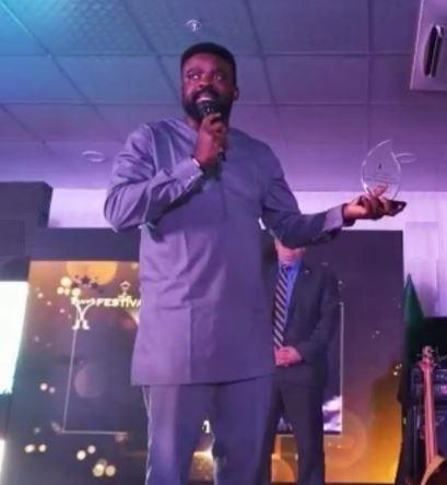 Movie producer, Kunle Afolayan showcases his collection of prestigious awards 4