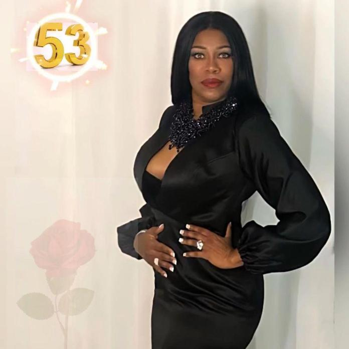 Actress, Regina Askia Celebrates 53rd Birthday With Stunning Photos