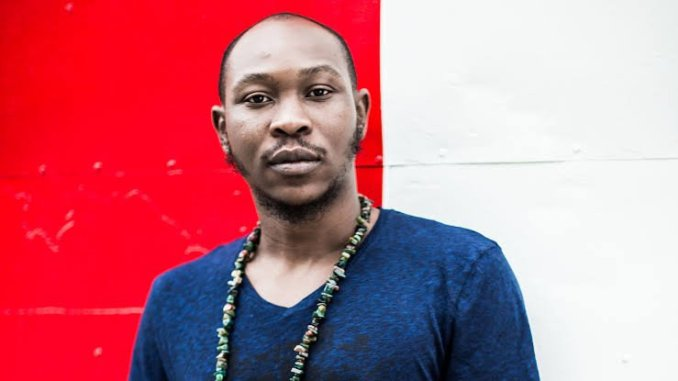 Seun Kuti accused of pulling a gun