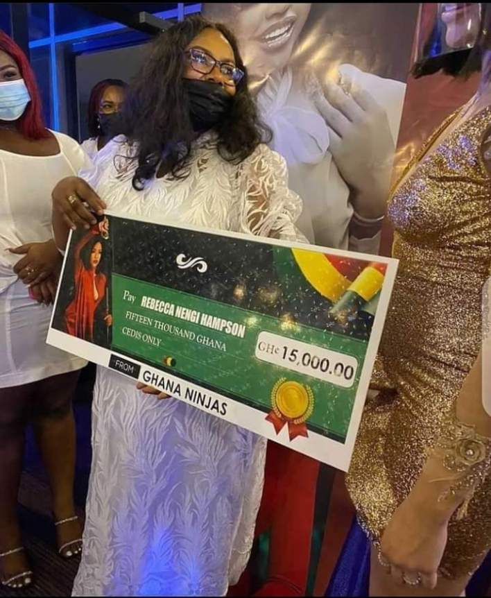 Fans Gift Nengi N1Million