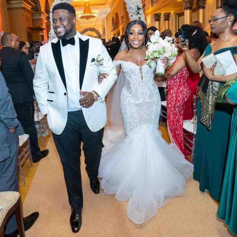 Adewale Adeleke wedding anniversary wife kani