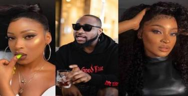 Davido's alleged 4th baby mama shares video of their son
