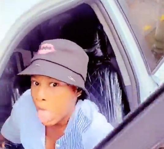 """E dey pain them"" - Destiny Etiko flaunts new car amidst affair rumor (Video)"