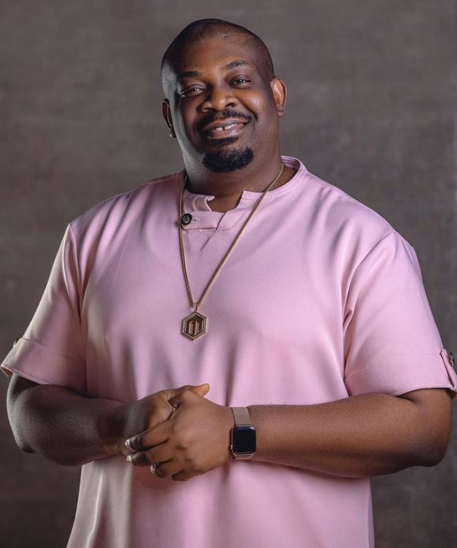 DonJazzy reacts as man announces plan to draw a tattoo of him on his forehead