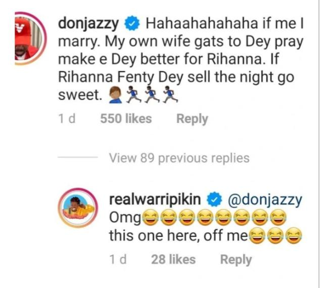 Nigerians drag DonJazzy as he reveals the best situation for his destiny wife to live peacefully with him
