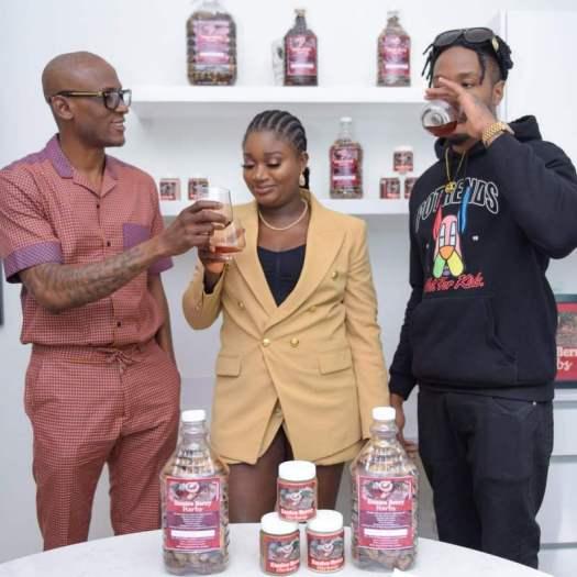Ike Onyema bags new endorsement with herbal product brand
