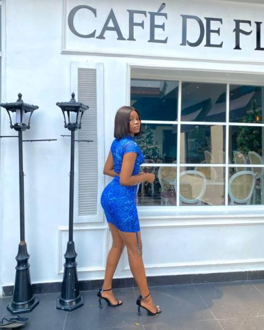 """""""I'm going to marry you someday"""" - Lady shares chat from 3 years ago shooting shot at Alex Iwobi"""