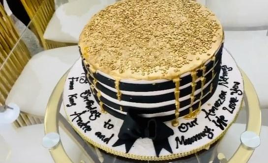 Actress, Tonto Dikeh celebrates her son's nanny with lovely note on her birthday