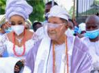 Nwadike Chioma, the Nigerian lady whose photos with her ex fiance trended, debunks report of her being the Alaafin's 13th wife