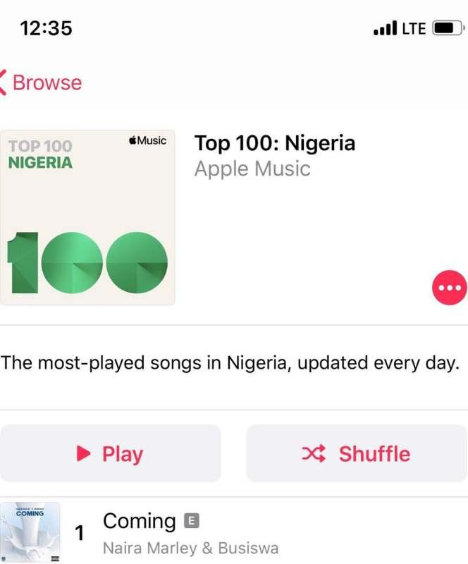 """""""No one is listening to 'Coming' yet it's streaming number 1"""" - Naira Marley reacts to criticism of his latest track"""