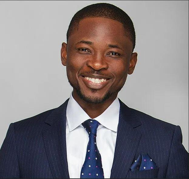 Journalist Omojuwa Samklef Tems