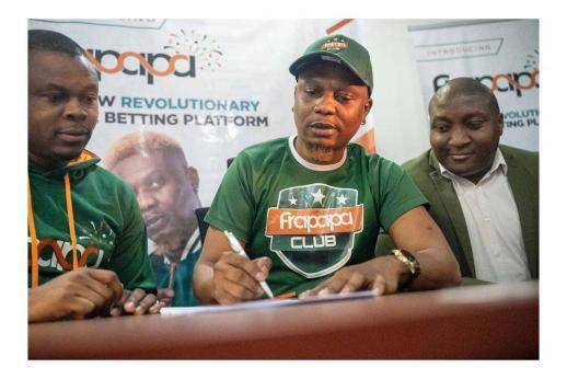 Reminisce brand ambassadorial deal betting