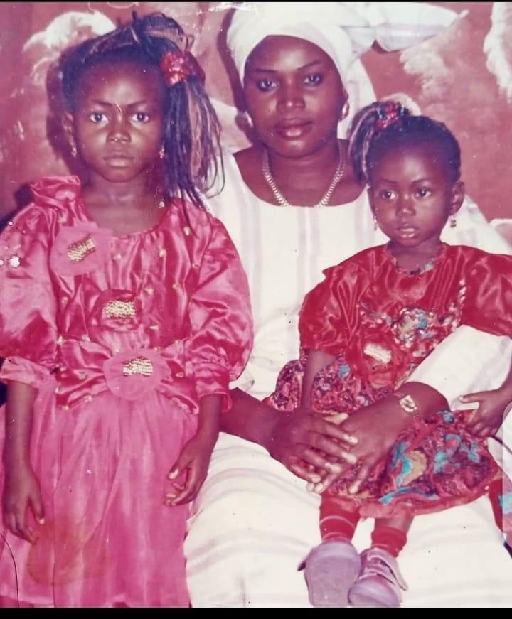 Ruth Kadiri mother birthday