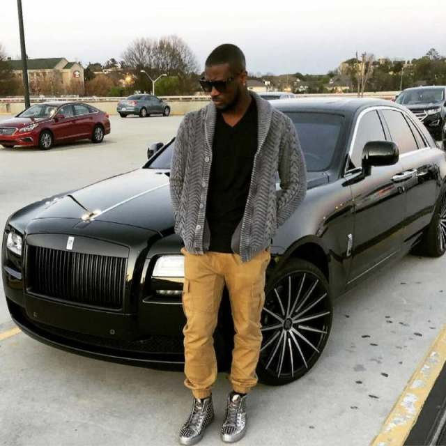 """""""I make more money now, call it greed it's your own cup of tea"""" - Peter Okoye"""