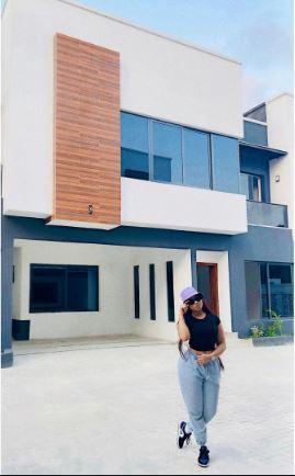 Nengi house hard-earned money