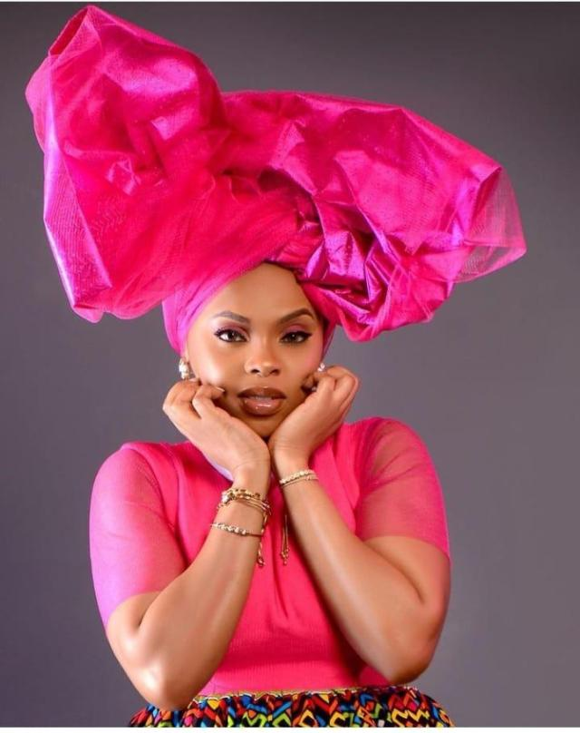 Singer Chidinma Ekile secular gospel