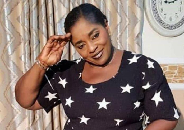 Rita Edochie Biafra