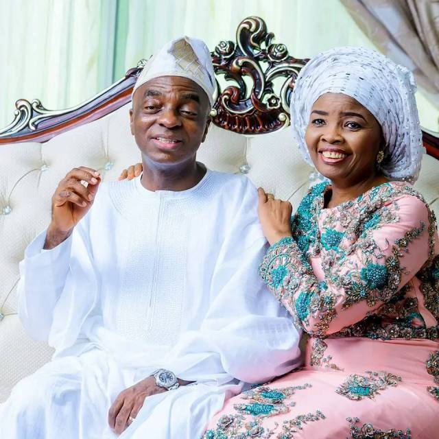 Pastor Oyedepo and wife celebrate 39th wedding anniversary