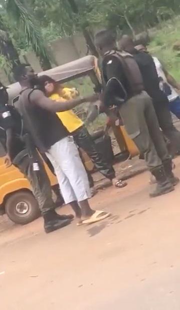 Police beats woman Latest Video news