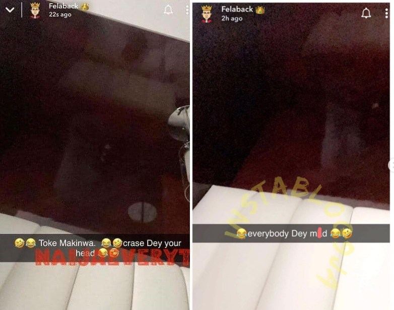 Wizkid reacts after Toke Makinwa made claims that he used to be their 'errand boy'
