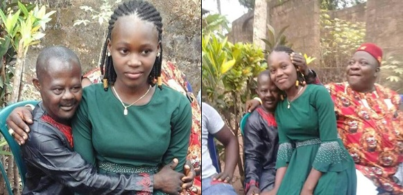 Update on the 15-year-old girl married off to a ''demented'' man in Anambra