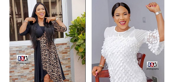 Fathia Balogun releases more photos to mark birthday (Photos)
