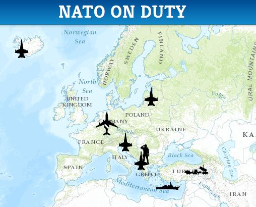 People Can Now Easily View NATO Activities, Operations, Partners, Video, and More
