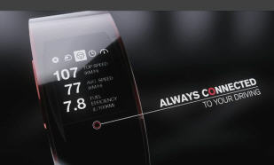nissan nismo connected watch