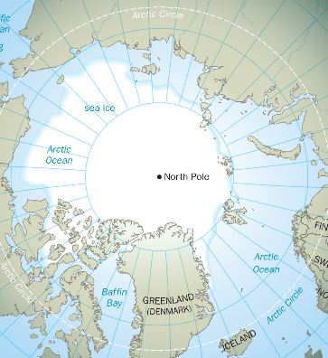 Canasda to claim North Pole
