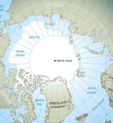 Canasda to claim North Pole