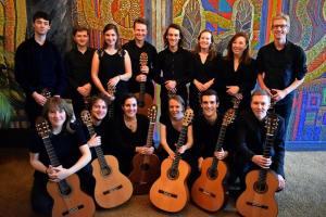 Connections: Duo Vickers Bovey als gast bij het Studenten Gitaar Ensemble Nederland. @ Lutherse kerk, Utrecht | Utrecht | Utrecht | Nederland