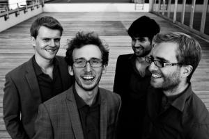 Four Aces Guitar Quartet @ Gasthuiskerk Doesburg        