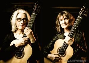 Het Anido gitaarduo Muziek Monumentaal Zierikzee @ 's Landskamer Zierikzee | Zierikzee | Zeeland | Nederland