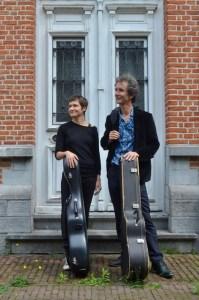 Duo Robert Denies & Danièle Van Os @ De Brug Lier (CC Lier) | Lier | Vlaanderen | België