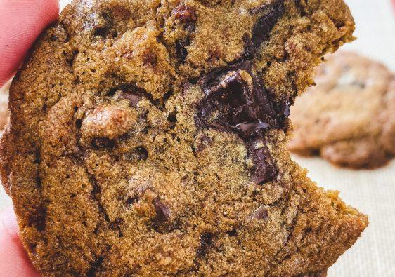 Thomas Keller chocolate chip cookies