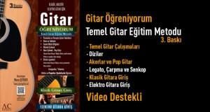 Temel Gitar Eğitim Metodu