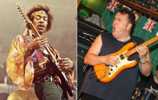 Jimi Hendrix'in Bazı Bitmemiş Gitar Kayıtlarını Babam Çaldı!