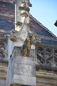 gargouille autun cathédrale