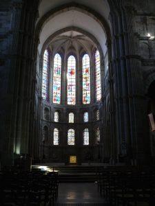 nef cathédrale autun