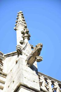 gargouille cathédrale Autun