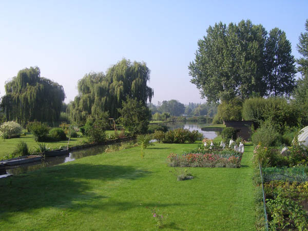 Hortillonnages Chambresdhtes Gite Camon Amiens Somme